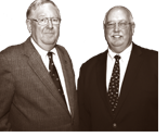Drs. A Gary Lavin and Larry Bramlage
